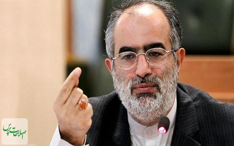 کنایه-حسام-الدین-آشنا-به-وزیرخارجه-آمریکا