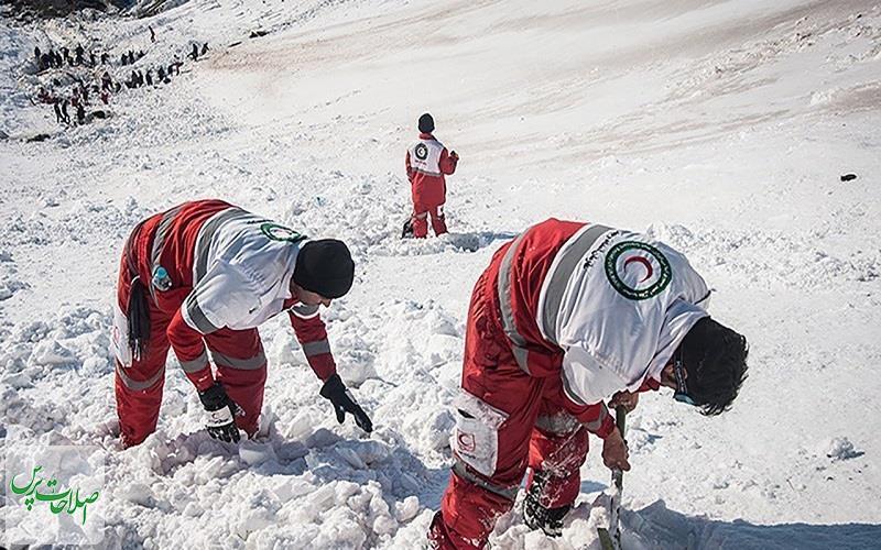 نجات-یافتن-۳۱-کوهنورد-از-کولاک