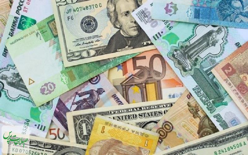نرخ-رسمی-۲۱-ارز-کاهش-یافت