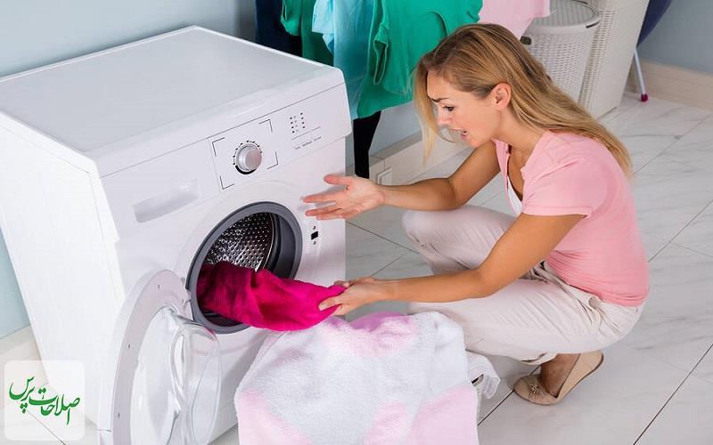 چرا لباسشویی لباس ها را تمیز نمی شوید؟
