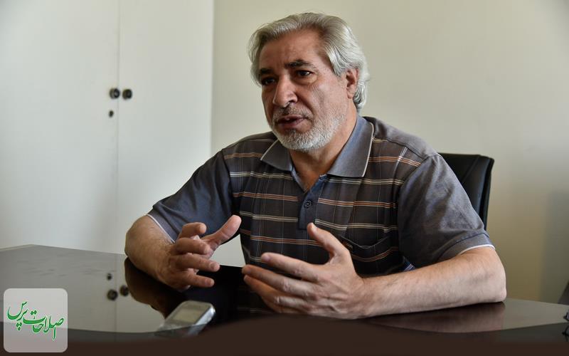 عرب سرخی: رأی مردم نشان میدهد جامعه تا چه میزان از حکومت رضایت دارد