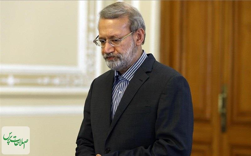 علی لاریجانی برای کاندیداتوری در انتخابات شرط گذاشت