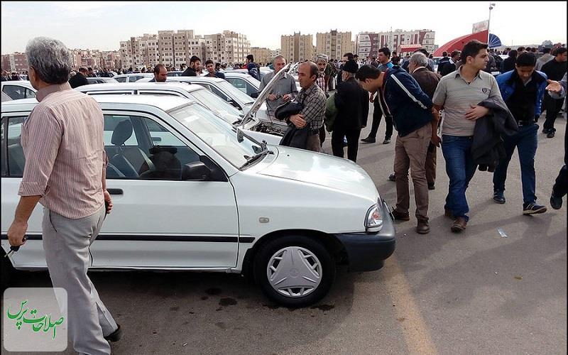 قیمت خودروهای داخلی در 20 خرداد 1400؛ پراید و تیبا گران شدند