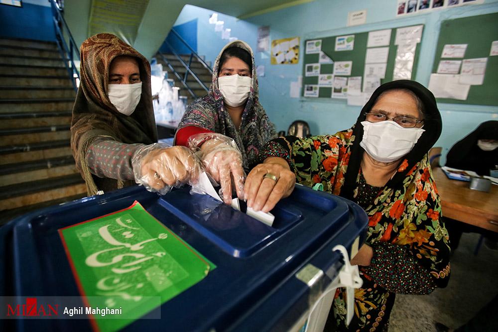 انتخابات مرحله دوم یازدهمین دوره مجلس شورای اسلامی - استانها