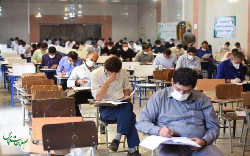 جذب 20 هزار نفر در آزمون استخدامی امسال
