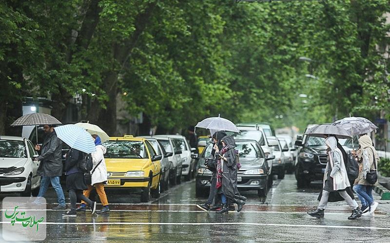 هواشناسی: فردا هوای کشور بارانی است