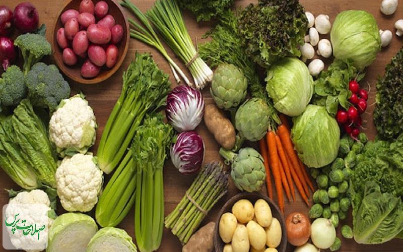 سبزیجاتی که پخته ی آن ارزش غذایی بیشتری دارد