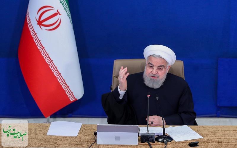 روحانی خطاب به آمریکا: وقت تلف نکنید، تحریم را بردارید تا مذاکرات آغاز شود
