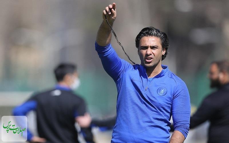فرهاد مجیدی حضور روی نیمکت تیمش در بازی بعد را از دست داد