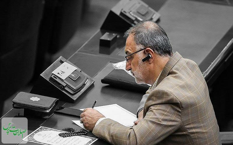 سفره پهن مرکز پژوهش ها برای جوانان انقلابی/افشاگری یک نماینده در مورد زاکانی