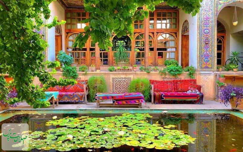 خانه های تاریخی شیراز؛ جذاب و دیدنی