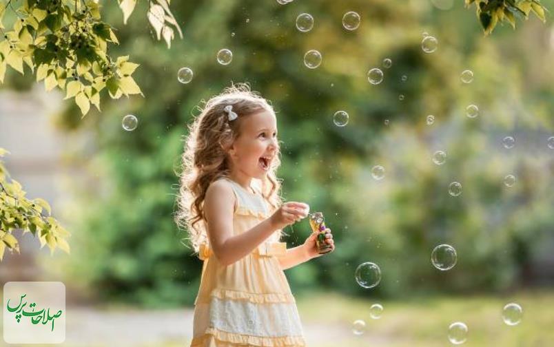 ویژگیهای کودک سالم از نظر روانی