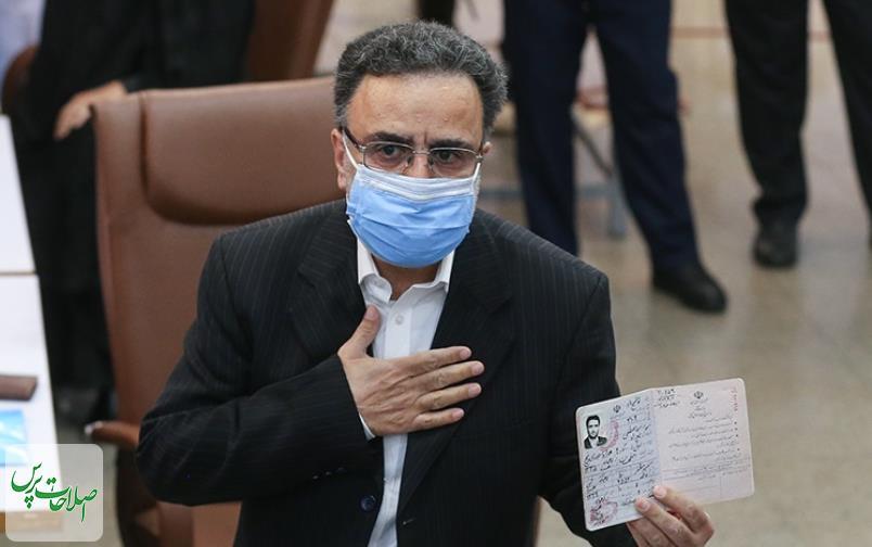 تاجزاده: نامزد شدهام تا رویای آزادی و عدالت را زنده نگه دارم