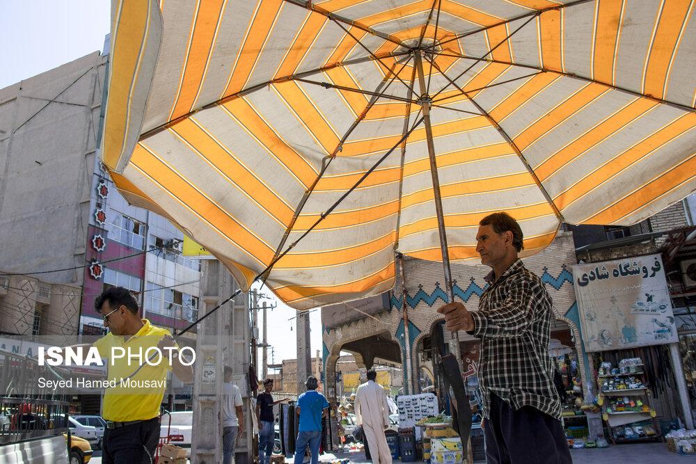 زندگی بر مدار 50 درجه - خوزستان