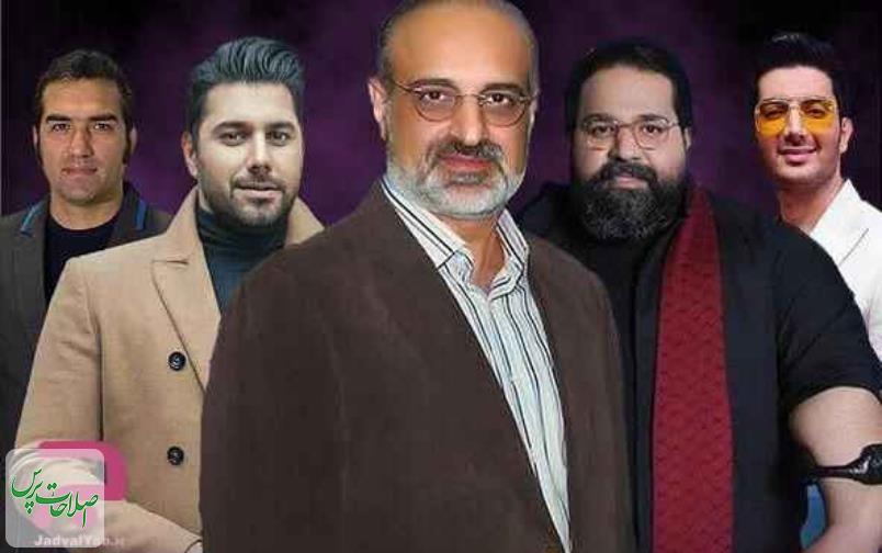 میلاد کیمرام و امیرحسین آرمان گزینههای اجرای شوی استعدادیابی موسیقی ایران