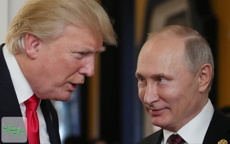 پوتین+و+ترامپ